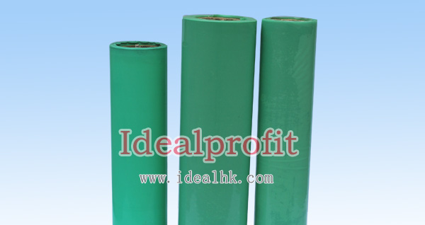 Special membrane for medical equipment - Green