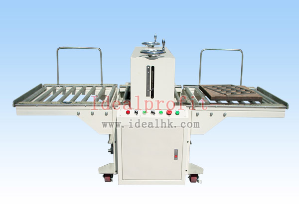 Skin die cutting machine